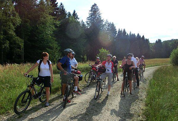 Ammersee - Radtour
