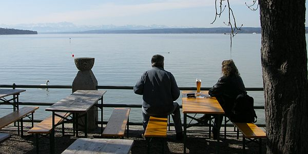 Frühling am Ammersee