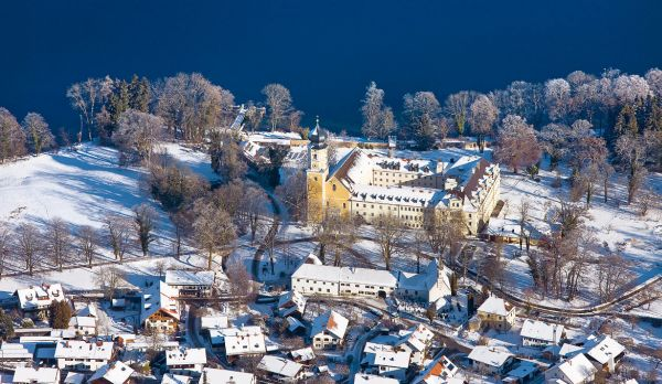 Winter in der Ammersee-Region