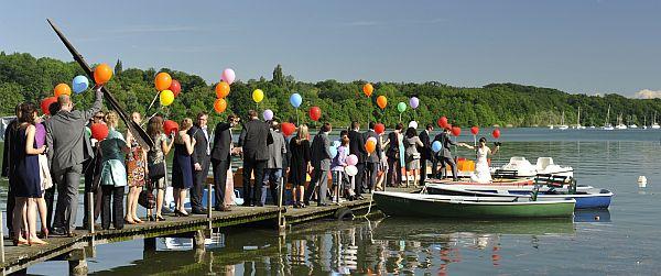Ammersee - Hochzeit