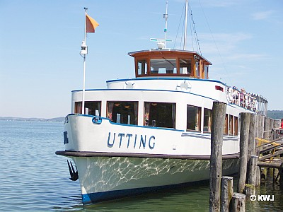 Foto: Ammersee MS Utting