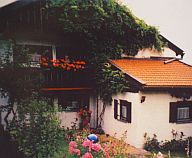 Apfeldorf: Ferienhaus Bayer Foto