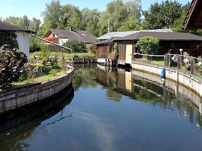 Starnberger See: Ferien-Bungalow am Seeufer   Ammersee ...