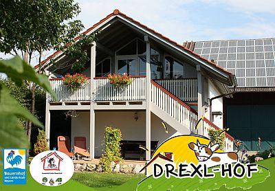 Urlaub auf dem Bauernhof - Ferienwohnung Drexl in Schwifting
