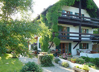 Ferienwohnung Ammersee Utting - Familie Jeworutzki