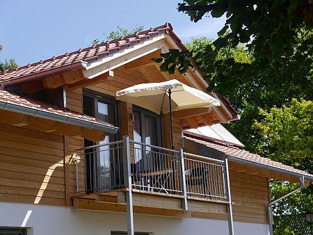 Ferienwohnung Dachgeschoss Hechelwiesenweg