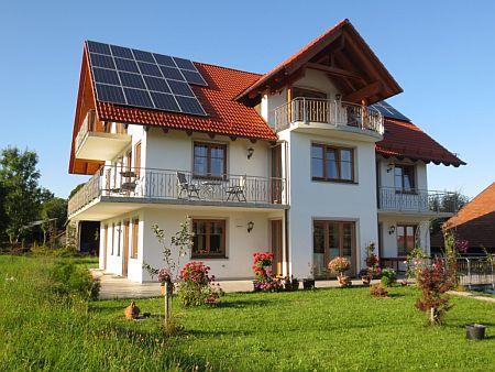 Ferienwohnung Werner in Schondorf