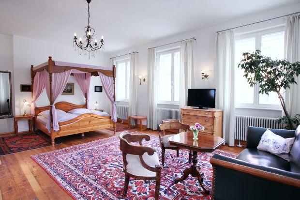 Hotel Maurerhansl - Himmelbettzimmer