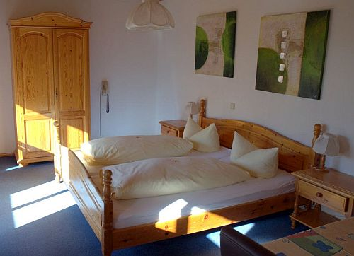 Pension Aufeld in Landsberg-Pitzling Ammersee-Region
