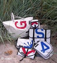 Geschenk-Idee für den Segler: scapo Taschen