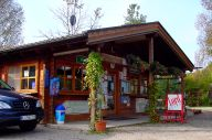 Camping Ammersee: Rezeption