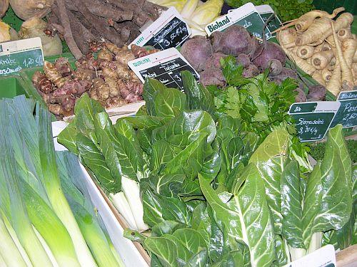 Ammersee-Region - Gemüse aus regionalem Anbau