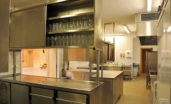 Pahl hochzeit im pfarr und gemeindezentrum for Profi küche