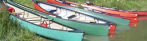 Kanu-Trekking
