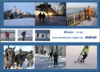 Xmas - Winter Holidays in Bavaria in the Lake Ammersee-Region