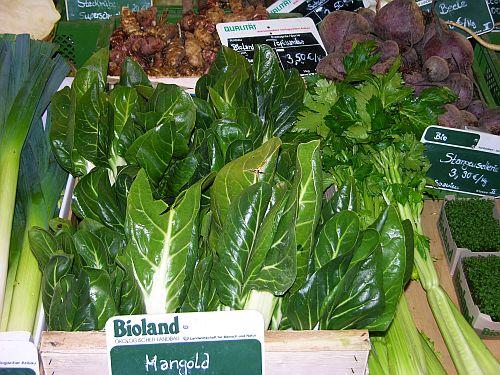 Bioland Salat Markthalle Diessen