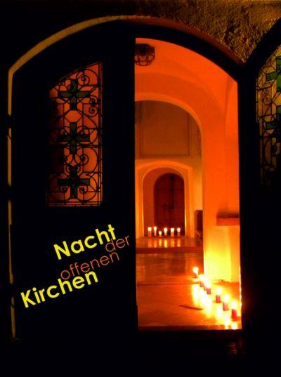 Ammersee - Nacht der offenen Kirchen