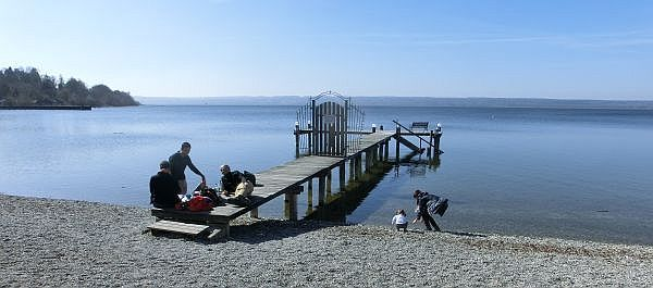 Picknick am Ammersee