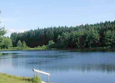 Engelsrieder See bei Rott am Lech
