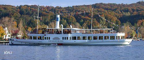 Ammersee-Region Urlaub in Bayern