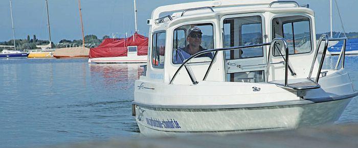Motorboot-Sportbootführerschein am Ammersee