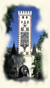Turmschänke im Bayertor Landsberg Lech