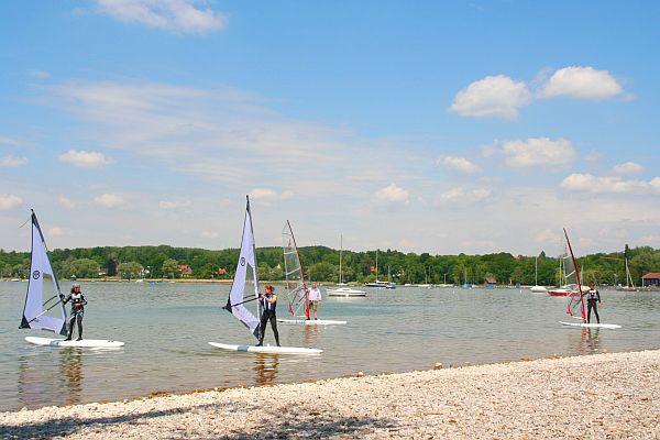Foto: Windsurfschule Herrsching